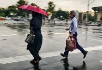 کاهش محسوس دمای هوا در شمال شرق کشور/ بارش باران در ۵ استان