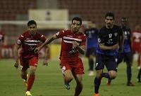 حذف پرسپولیس از لیگ قهرمانان آسیا