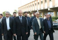 عکس| حضور مقام ارشد نظامی ایران در سوریه