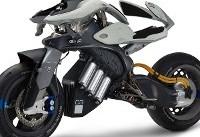 رونمایی از موتورسیکلتهای عجیب و غریب یاماها + تصاویر