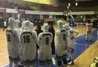 درخشش دختران پالایش نفت آبادان در رقابتهای سوپر لیگ A بسکتبال بانوان