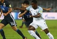 ژاپن وعراق حذف شدند،ایران تنهاآسیایی جام جهانی