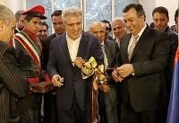 Iran-Armenia exhibit conveys massage of peace and friendship
