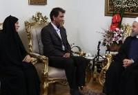 ملت ایران قدردان ایثارگران و خانواده معظم شهداء هستند