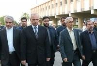 دیدار سرلشکر باقری با همتای سوری