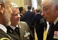 نیروی دریایی کشورهای اروپایی خواستار همکاری با ایران شدند