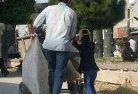 ماجرای عکس پدر و دختر فضای مجازی چه بود؟ +عکس