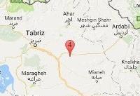 مدیرکل مدیریت بحران آذربایجانشرقی: تلفات و خسارات خاصی از زلزله شربیان گزارش نشده است