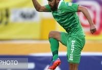 علی حمام: به جدایی از ذوب آهن فکر نمیکنم/لیگ ایران جزو ۵ لیگ برتر آسیاست