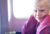 نکته بهداشتی: گوشدرد در سفر هوایی