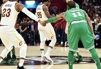 باخت قهرمان، پیروزی نایبقهرمان و آسیبدیدگی وحشتناک ستاره NBA