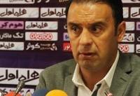 پاشازاده: صدرنشین لیگ برتر را بردیم، استقلال را هم میبریم/ شفر