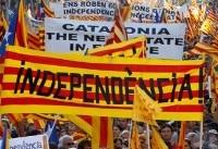 اسپانیا از شنبه روند تعلیق استقلال کاتالونیا را آغاز میکند