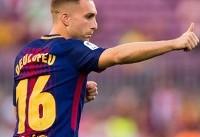 دلوفئو: نیاز دارم پیشرفت کنم/ توانایی بازی در جام جهانی را دارم
