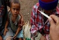 مرگ روزانه ۷۰۰۰ کودک زیر پنج سال در جهان