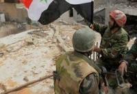 کشف سلاح های اسراییلی در مخفیگاه های داعش در المیادین+عکس