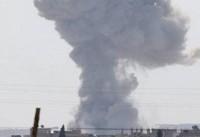 اسرائیل اهدافی را در بلندیهای جولان هدف قرار داد