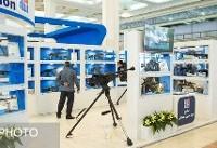 شانزدهمین نمایشگاه تجهیزات پلیسی به پایان رسید