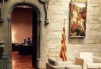 دولت اسپانیا اعلام کرد، تا موضوع اعلام استقلال حل نشود خودمختاری منطقه ...