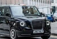 تاکسی جدید لندن هم آمد (+عکس)