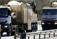 Iran's Guards say missile programme will accelerate despite pressure