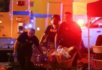 شمار کشته شدگان تیراندازی در لاس وگاس به دستکم ۵۰نفر رسید