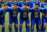 ترکیب تیم استقلال برابر فولاد مشخص شد/ملی پوشان در ترکیب اصلی