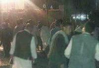 حمله انتحاری به مسجد شیعیان در دشت برچی کابل