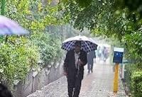 باران برای شمال باد در خراسان