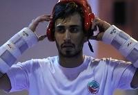 مردانی به نشان برنز دست یافت/برنامه مبارزات عاشورزاده و هادی پور