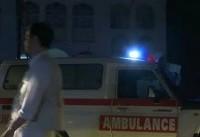 انفجار در یک مسجد شیعیان در کابل ده ها کشته برجای گذاشت
