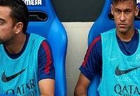 ژاوی: نیمار در جشن عروسی مسی گفت میخواهد ار بارسلونا جدا شود