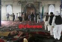 کشته شدن بیش از ۶۰ تن در بمبگذاری ۲ مسجد در افغانستان