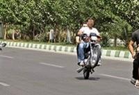یک نفر از هر ۴ موتورسوار تهرانی گواهینامه دارد