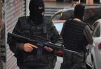 نیروی امنیتی ترکیه ۲۶ مظنون به عضویت در داعش و پ.ک.ک را دستگیر کرد