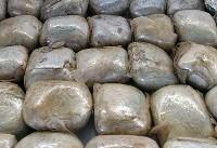 کشف یک تن و ۷۷ کیلوگرم مواد مخدر از یک منزل مسکونی