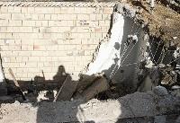 مرگ دو کودک در حادثه سقوط سنگ روی دو خانه در اهواز/ انتقال ۴ مجروح به بیمارستان