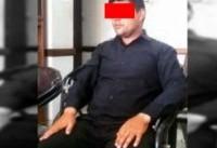 کابوس در شب های زندان برای قاتل پسر بچه / گفت و گو با مرد بی رحم + عکس