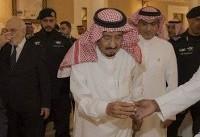 العبادی با پادشاه عربستان دیدار کرد