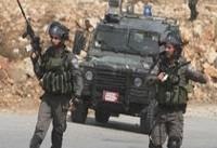 بازداشت فلسطینیان در کرانه باختری به دست نظامیان صهیونیستی