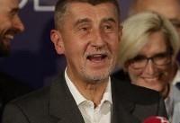 حزب دومین فرد ثروتمند در جمهوری چک بیشترین آرای انتخابات این کشور را ...