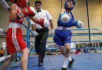 مسابقات قهرمانی بوکس بزرگسالان کشور از چهارم آبان ماه آغاز می شود