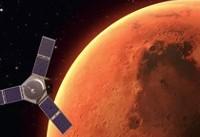 دم نامرئی مریخ کشف شد!