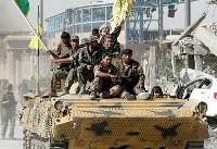 نیروهای سوری مورد حمایت آمریکا از تسلط بر میدان نفتی العمر خبر دادند