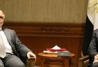 حمایت السیسی از یکپارچگی عراق