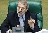 لاریجانی: دولت سریعتر لایحه بودجه را به مجلس ارائه دهد