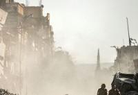 آثار مخرب جنگ بر شهر الرقه
