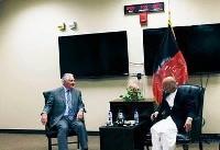 وزیر خارجه آمریکا وارد افغانستان شد