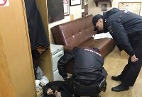 حمله با چاقو به مجری رادیو در مسکو+تصاویر
