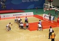 تیم ملی بسکتبال با ویلچر ایران برابر نیوزلند پیروز شد